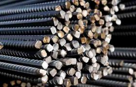 CHINESE REBAR : Drop in output, inventory raises domestic prices