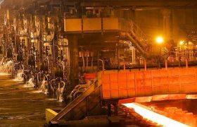 ضربه کاری کرونا بر پیکره صنعت فولاد