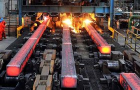 The growth of Iran's steel market during the transition period